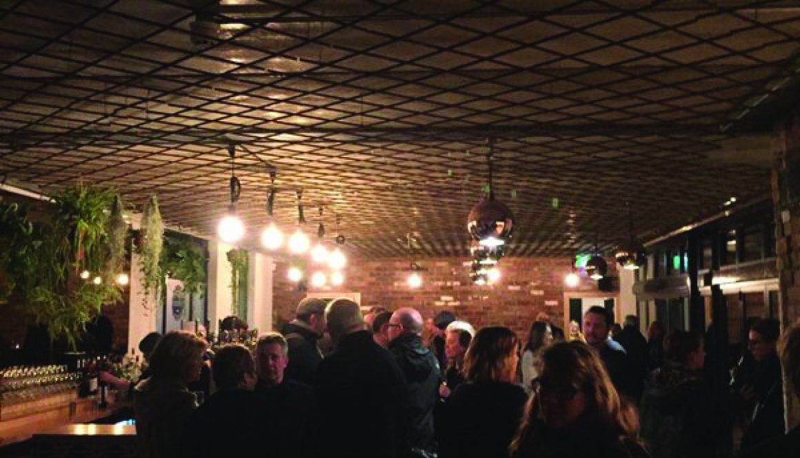 Opening night at Roco