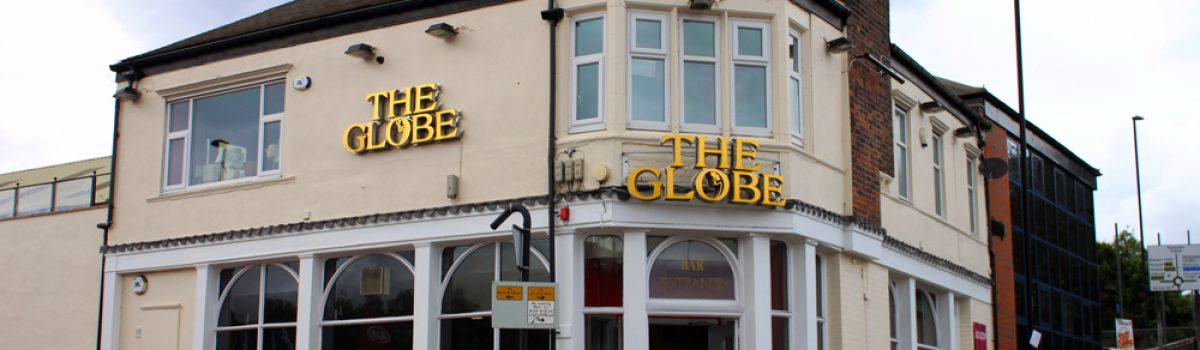 The Globe - exterior