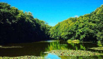 Lake at Sacred Earth