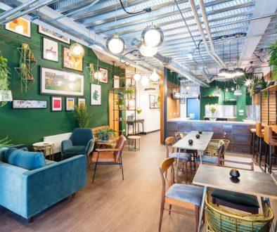 Rotherham Rise Cafe